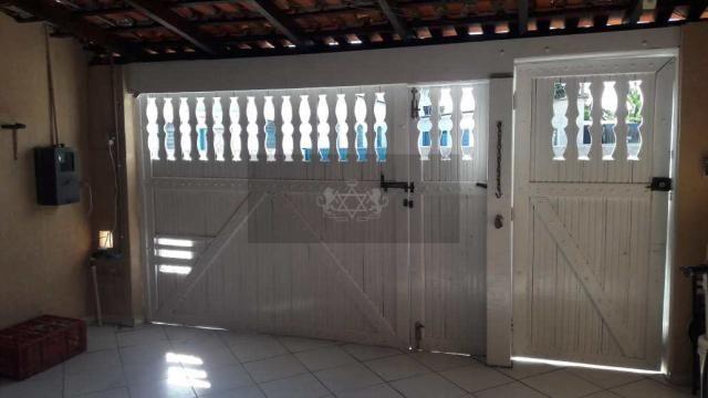 Casa à venda com 3 dormitórios em Poiares, Caraguatatuba cod:487 - Foto 15