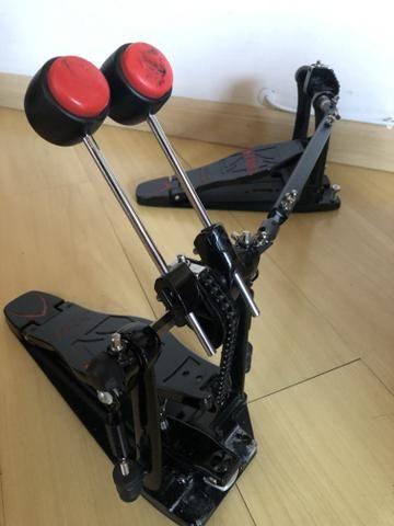 Pedal duplo Tama Iron Cobra - Foto 3