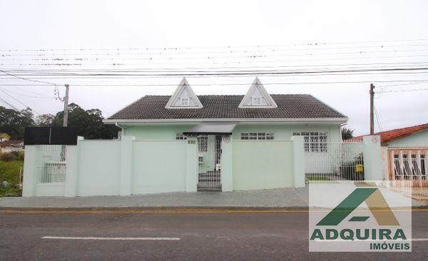 Comercial casa - Bairro Estrela em Ponta Grossa