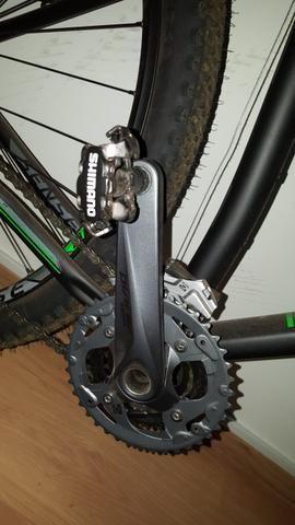"""Bicicleta Sense Impact Pro 29"""" + Sapatilha + Transbike - Foto 3"""
