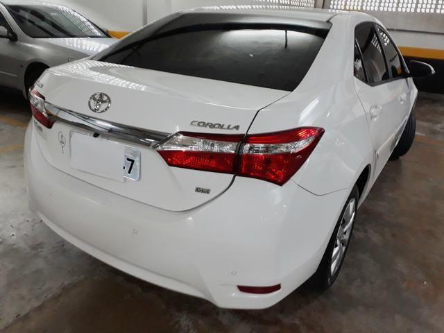 Corolla gli 1.8 flex automatico 2017 - Foto 3