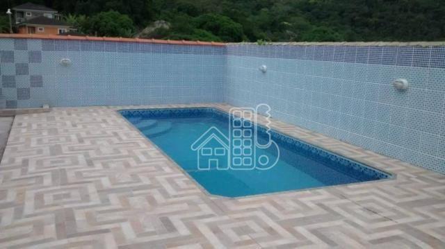 Casa com 3 dormitórios à venda, 160 m² por R$ 530.000,00 - Recanto de Itaipuaçu - Maricá/R - Foto 15