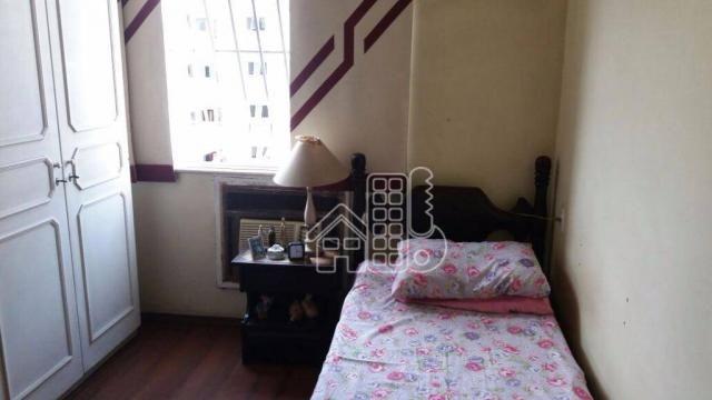 Apartamento residencial à venda, Icaraí, Niterói. - Foto 17