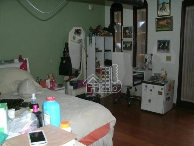 Casa residencial para venda e locação, piratininga, niterói - ca0038. - Foto 17