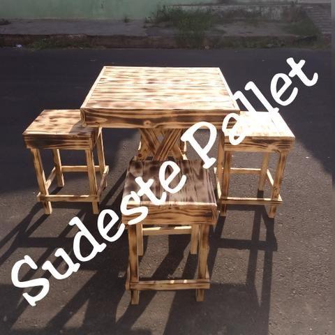 Conjunto de mesa - Foto 2