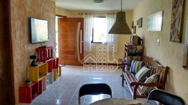 Casa com 3 dormitórios à venda, 350 m² por R$ 400.000,00 - Itaipuaçu - Maricá/RJ - Foto 3