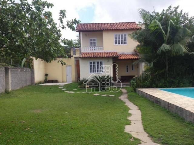 Casa com 3 dormitórios à venda, 350 m² por R$ 400.000,00 - Itaipuaçu - Maricá/RJ - Foto 20