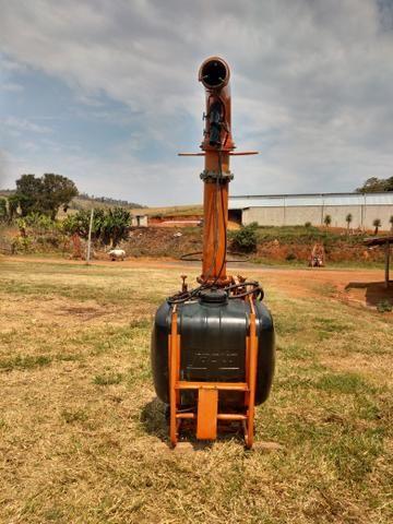 Pulverizador Jacto 400 l canhão - Foto 4