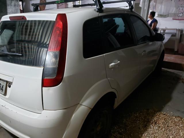 Fiesta hatch 2014