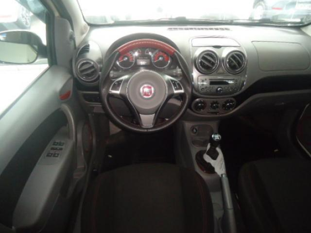 Fiat palio 2016 1.6 mpi sporting 16v flex 4p manual - Foto 4
