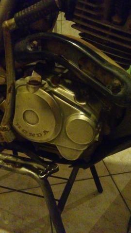 Xlr 125 preparada pra trilha - Foto 3