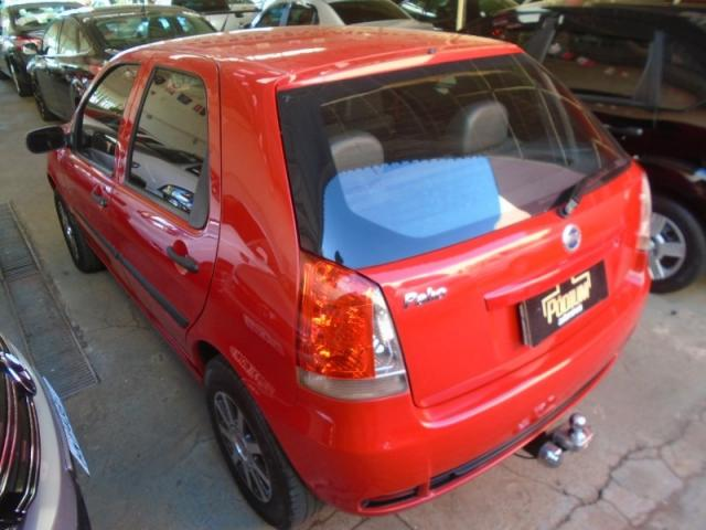 Fiat Palio 1.0 Vermelho - Foto 4