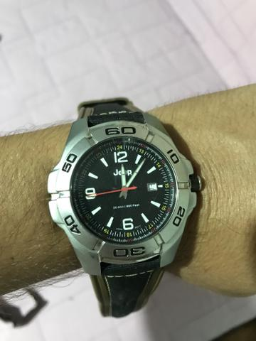 dd91df2e667 Vendo relógio Jeep - Bijouterias