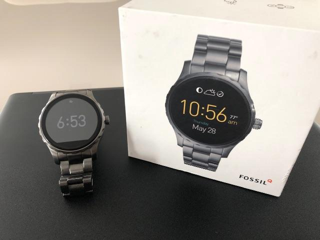 a815a2e40a2 SmartWatch Fossil Android