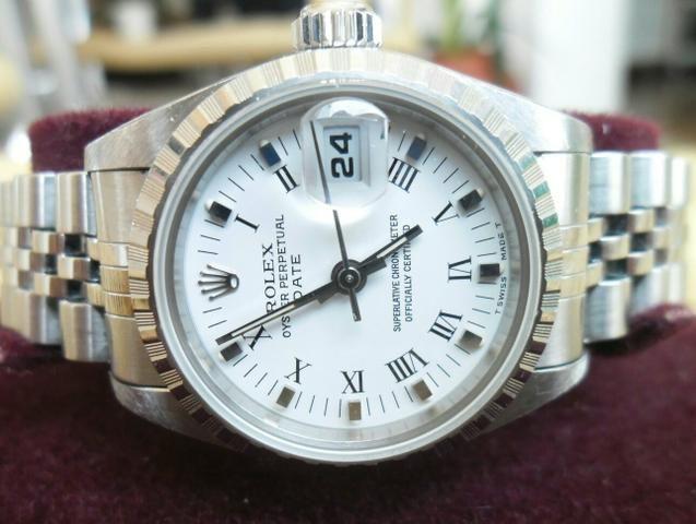 ab11fd91570 Relógio Rolex - Bijouterias