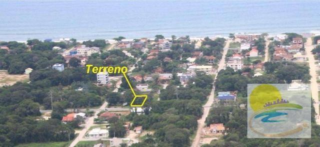 Terreno comercial na Zilda Arns em Itapoá-SC TE0335 - Foto 4