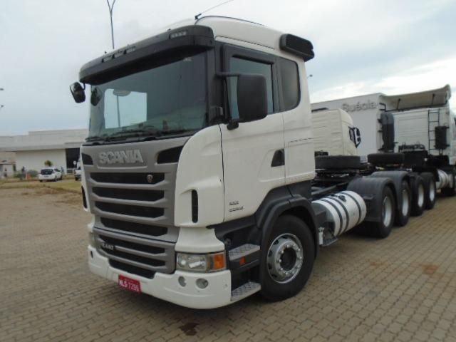 Scania R 440 6x4 2013