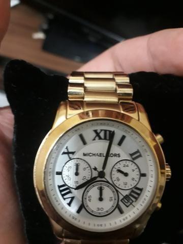 53fca2b88c4 Relógio Feminino Michael Kors - Bijouterias