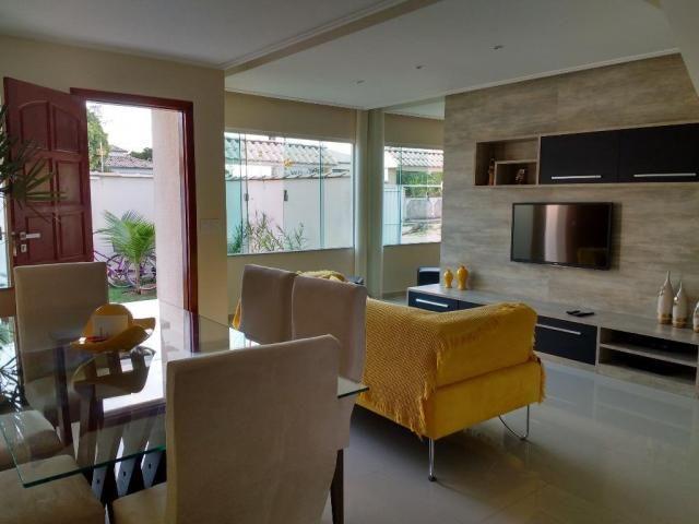 Linda casa duplex 3 quartos, independente, pronta para morar! - Foto 9