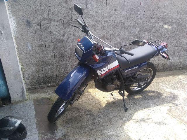 Vendo Honda nx 150 1989 - Foto 2