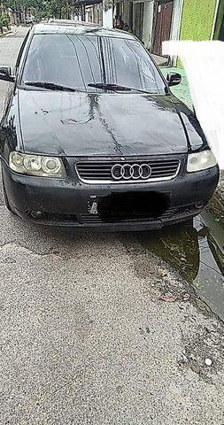 Audi a3 1.8 completo gnv mecanico banco de couro motor aspirado  - Foto 5