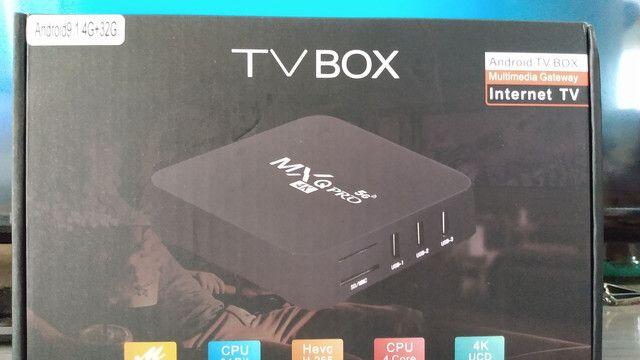 Instalo programa em tv box
