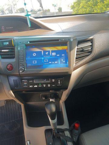 Honda Civic LXL 1.8 Automático 2012 - Foto 10