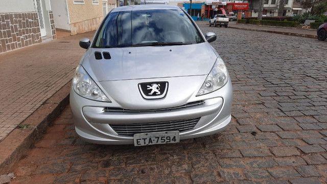 Vendo Peugeot 207 Passion 2012/13 Prata