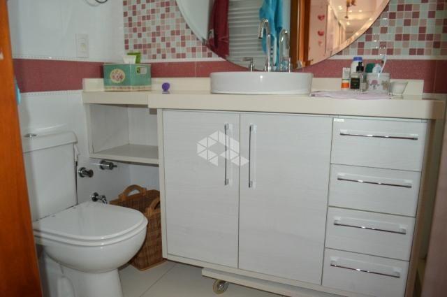 Casa de condomínio à venda com 5 dormitórios em São vicente, Gravataí cod:9924697 - Foto 18