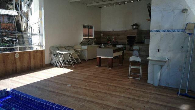Alugo espaço com piscina na Vila Nova - Foto 2
