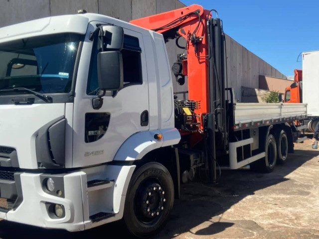Ford Cargo 2429 Munck Madal