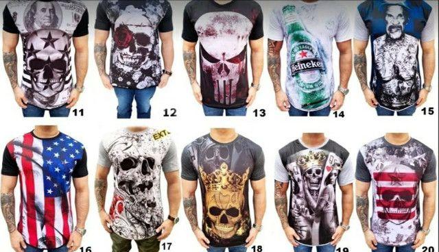 Camisas Longline  - Foto 2