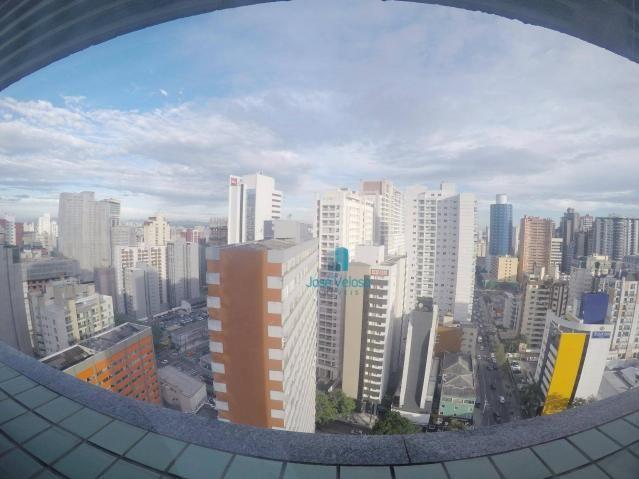 ÓTIMA Sala ao lado Shopping Crystal e Curitiba - Foto 5