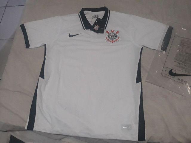 Camisa do Corinthians I 2020