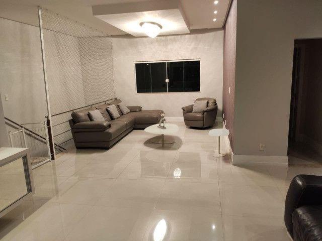 Excelente casa no Alphaville Litoral Norte II - 318 m² - 4/4 sendo 3 suítes - Casa nova - Foto 17