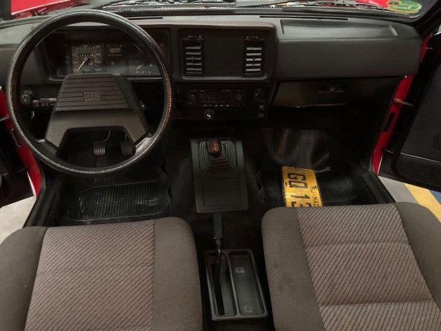 Chevette SE Àlcool 1987 - 10.000 Km de Fábrica - Para Colecionadores - Foto 15
