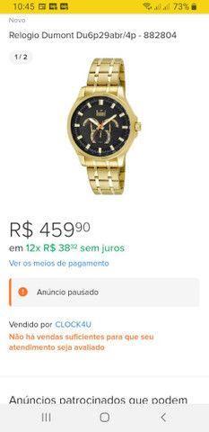 Vendo relógio original dumont - Foto 3