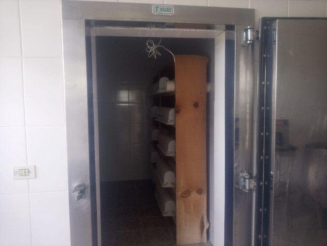 Chácara de 1 alqueire com casa e laticínio em Marmelópolis - Foto 12