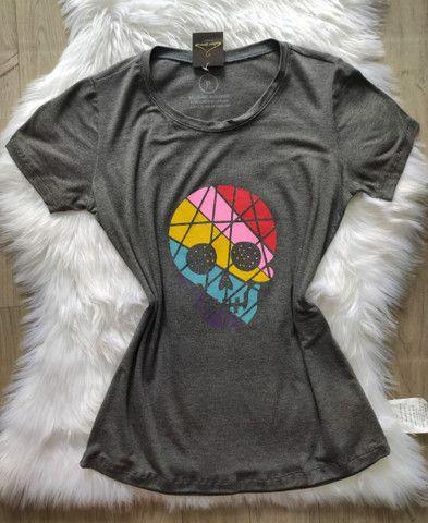 T-shirts/blusa feminina  - Foto 2