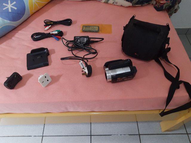 Filmadora Sony HDR SR10 - Foto 2