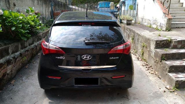 Hyundai/HB20 1.6M Flex Premium 2014/14 - Foto 2