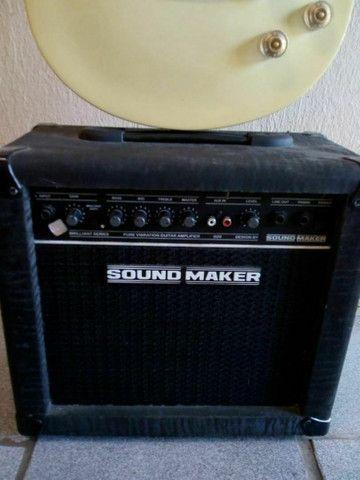 Les paul+amplificador - Foto 5