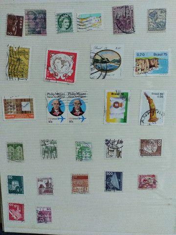 Selos antigos - Foto 5