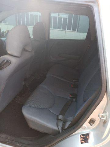 Vendo ou troco Honda fit 08 automático CVT  - Foto 6