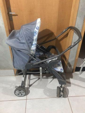Carrinho de bebê usado - Foto 2