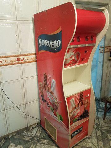 Máquina De Sorvete De Casquinha  - Foto 2