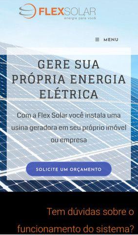 Energia fotovoltaica - deixe o sol trabalhar para você economizar!  - Foto 6