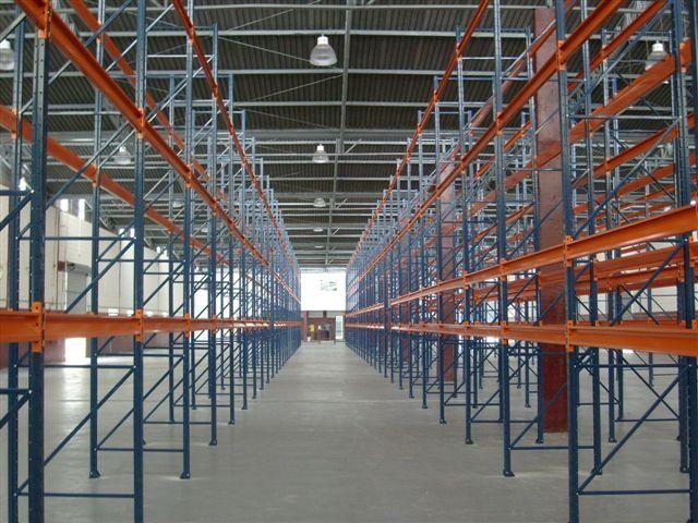 Estruturas Porta Palete - Foto 2