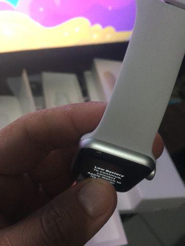 Apple Watch Serie 3 38mm Silver Aluminum - Foto 4