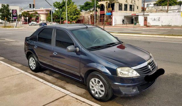 Renault Logan 1.0 16v Flex 2012/2012 - Foto 3